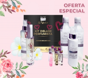 Box Kit Perfumista con Perfume Base 100 ml