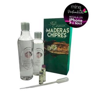 Crea tu Pack Esencia - Maderas / Chipres