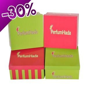 Caja PerfumHada Brillo