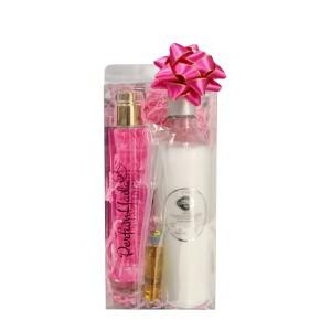 Pack Perfume 100 ml y crema corporal 250 ml con esencia pura de perfume
