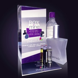 Box Mine Perfume 100 ML + Crema 250 ML