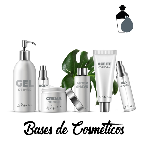 base de cosméticos